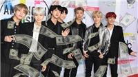 Định giá tài sản của bảy chàng trai BTS hiện giờ là bao nhiêu?