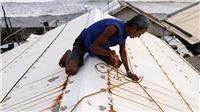 Siêu bão Mangkhut: Philippines xác nhận những thiệt hại về người đầu tiên