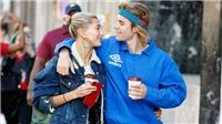 Hailey Baldwin đổi họ Bieber, Justin Bieber quyết quên Selena Gomez
