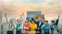 BTS lung linh trong vai trò đại sứ du lịch Seoul ở chiến dịch mới