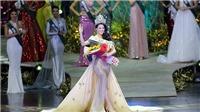 Báo chí và bạn bè quốc tế nói gì về chiến thắng của tân Hoa hậu Trái đất 2018 Phương Khánh?
