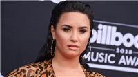 Demi Lovato tái xuất: Cảm thấy 'may mắn vì còn sống'