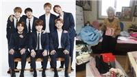 Fan BTS có nghĩa cử cao đẹp đầy ý nghĩa trong ngày Đông giá lạnh