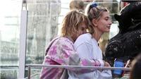 Justin Bieber khẳng định 'chủ quyền' khi Snoop Dogg tán tỉnh vợ anh