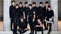 Fan cuồng Wanna One làm rối tung sân bay khi nhóm sắp tan rã