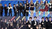 Kết quả giải Đĩa Vàng ngày 1: Đàn em thắng lớn, BTS chủ yếu được giải bình chọn