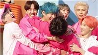 BTS siêu nhí nhố và đáng yêu trong video hậu trường 'Boy With Luv'