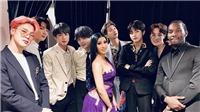 Cardi B thể hiện sự quan tâm đặc với nhạc của BTS