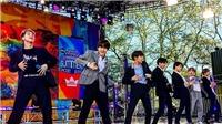 Con trai ông Trump gây bão khi vô tình chỉ trích fan BTS dựng trại đợi hòa nhạc