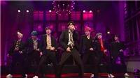 Sau London, quê Jimin và Jungkook định hóa tím để tôn vinh BTS