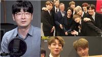 Xúc động câu chuyện phía sau cuộc gặp giữa BTS và Tổng thống Hàn Quốc ở Pháp