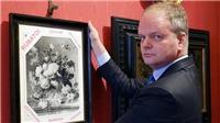 Đức trả lại kiệt tác nhiều triệu Euro mà Đức Quốc xã lấy cắp từ Italy 'Vase of Flowers'