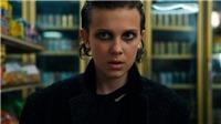 Millie Bobby Brown giữ món kỷ niệm quái đản nhất từ phim trường 'Stranger Things'