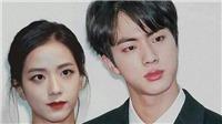 Jin BTS và Jisoo Blackpink được bình chọn là trai xinh, gái đẹp nhất kpop