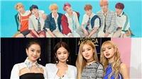 BTS thành 'mì chính cánh', Blackpink tụt sâu trên BXH thương hiệu nhóm nhạc thần tượng tháng Tám