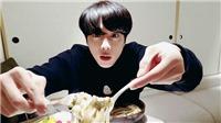 'Thánh ăn' Jin BTS muốn béo lên trong kỳ nghỉ mà không được vì thói quen xấu này