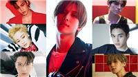 Siêu nhóm SuperM công khai số điện thoại, chờ fan nhắn tin của fan