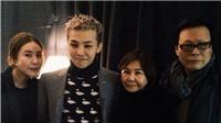 Bố G-Dragon gửi lời nhắn ấm lòng mừng con trai trở về nhà