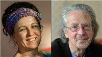 Hai tác giả vừa đoạt giải Nobel Văn học 2018 và 2019 là ai?