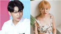 Bạn gái tin đồn của Jungkook BTS đổ bệnh vì bị cư dân mạng khủng bố