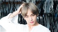 V BTS gây bấn loạn với tạo hình tựa nam thần trong tương lai