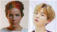 ARMY rơi lệ trước lời ca tăm tối trong ca khúc mới của Suga BTS và Halsey