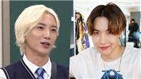 Gia đình J-Hope BTS tặng quà đặc biệt ấm áp cho trưởng nhóm Super Junior Leeteuk