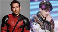 Jungkook BTS có hấp lực khó cưỡng với 'Deadpool' Ryan Reynolds
