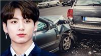 Cư dân mạng dậy sóng trước phán quyết vụ tai nạn xe hơi của Jungkook BTS