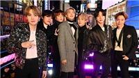 BTS thắng lớn tại giải Đĩa vàng 2020 Ngày 1