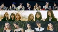BXH Nhóm nhạc tháng 2: BTS thắng với cách biệt quá 'khủng'