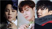 BXH Thương hiệu nam thần tượng tháng 2: Jimin BTS đứng đầu vì nghĩa cử cao đẹp