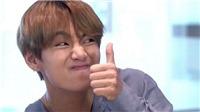 Quá tài năng, fan được đích thân V BTS mời tới làm việc