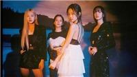 BXH Thương hiệu nhóm nhạc nữ tháng 3: Blackpink khởi sắc trước thềm tái xuất