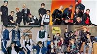 SuperM, WayV, NCT công bố lịch comeback và biểu diễn giữa dịch Covid-19