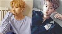 Jimin BTS cạnh tranh gay cấn với Kang Daniel trên các BXH thần tượng tháng 4