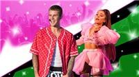 Justin Bieber và Ariana Grande chung tay hỗ trợ con cái của nhân viên tuyến đầu chống Covid-19