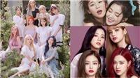 Cư dân mạng phấn khích trước cuộc chiến các nhóm nhạc nữ Kpop trong tháng 6