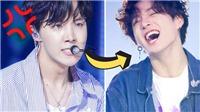 Jungkook BTS đùa quá dai tới mức J-Hope nhiều lần phải lộ mặt đáng sợ