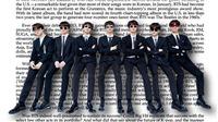 Đại học Harvard công bố nghiên cứu về thành công vượt trội của BTS
