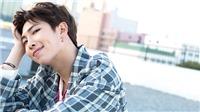 RM BTS khoe album mới, ARMY phát cuồng với kiểu tóc siêu ngầu