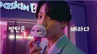Xua tan nắng hè với loạt ảnh say sưa ăn kem của BTS