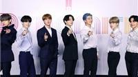 BTS tiếp tục ẵm giải Siêu sao nóng nhất hè của MTV
