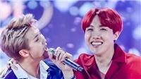 J-Hope BTS cùng đàn em quấy rối RM bằng trò cực đỏ mặt
