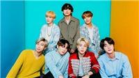 BXH nhóm nhạc nam tháng 9: BTS cách biệt quá xa