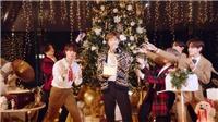 Thủ lĩnh RM của BTS hóa ông già Noel trong video vô cùng ngọt ngào, ấm áp