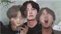 J-Hope BTS trước và sau khi nâng ly, sao lại thế này?
