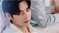 V BTS bất ngờ thua 1 người trong danh sách 100 Gương mặt đẹp trai nhất 2020
