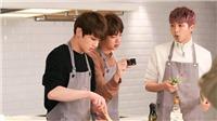 Jin BTS phải từ bỏ đam mê nấu ăn vì lý do sốc