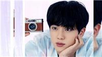 Jin BTS được bầu chọn là 'Thần tượng K-pop đẹp trai nhất'